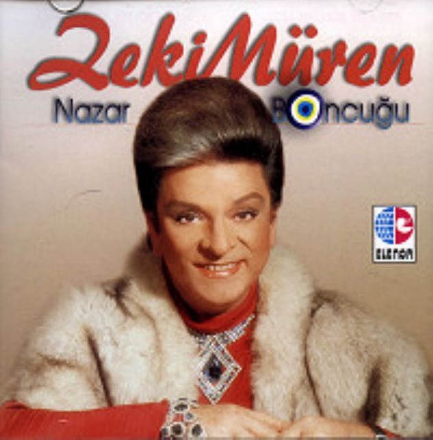 Pictures of Zeki Müren