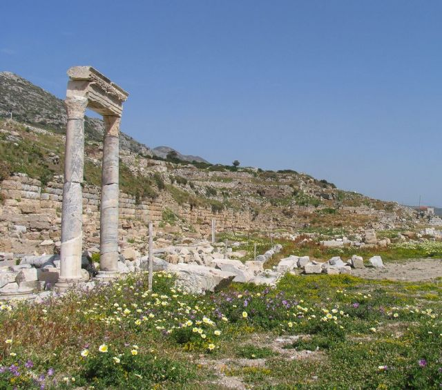 Pictures of Knidos